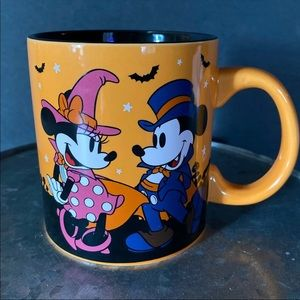 Disney's Mickey Mouse & Minnie Halloween Mug